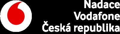 logo Nadace Vodafone ČR