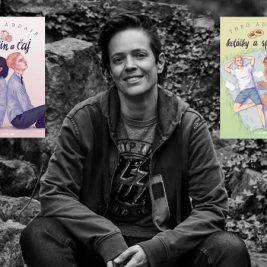 Theo Addair a jeho knížky